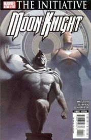 Moon Knight #11 (2007) Marvel comic book